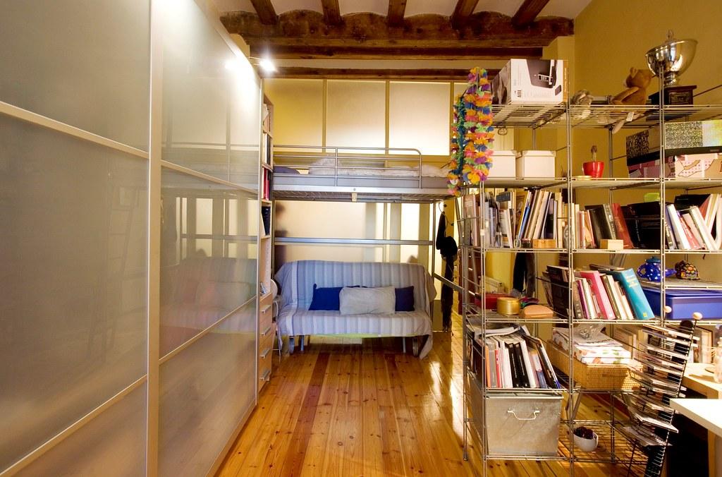 Bedroom Apartments For Rent Barcelona