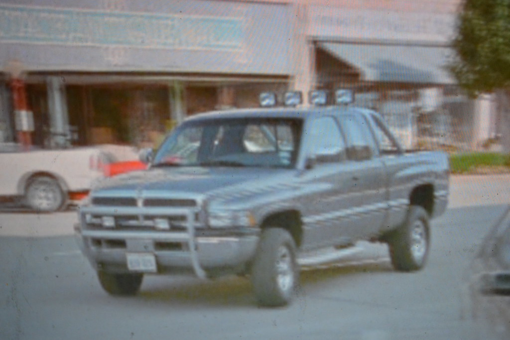 Walker Texas Ranger Dodge Ram Sean Muir Flickr