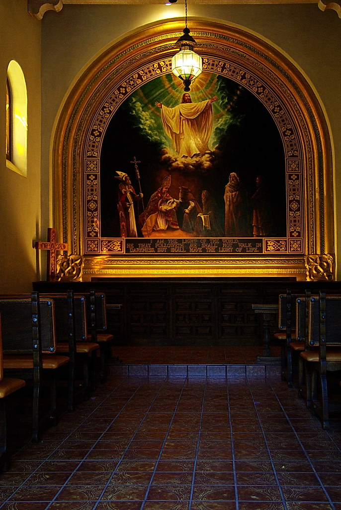 Tlaquepaque Chapel Interior Sedona This Is The Chapel