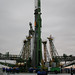 Russian Cargo Craft on Launch Pad