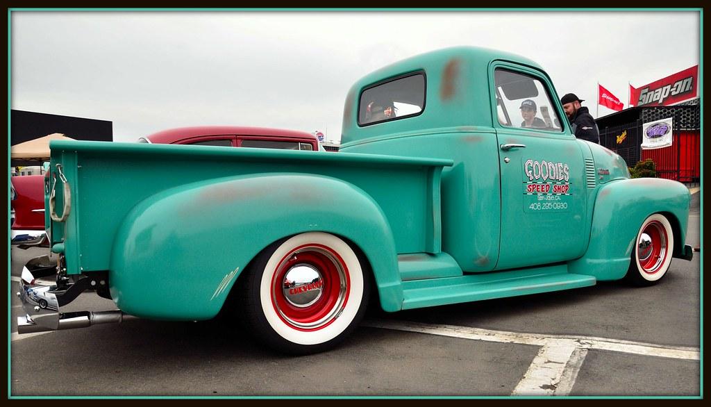 Chevy 4 Door Truck