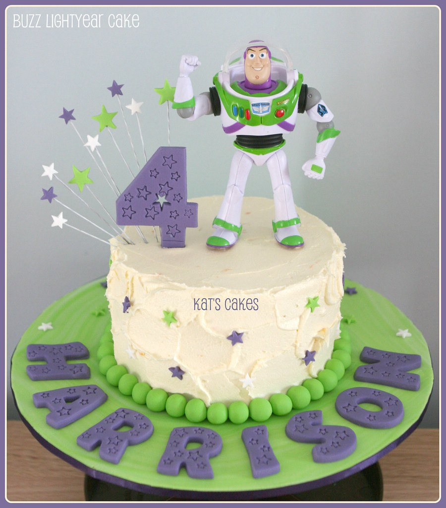 Buzz Lightyear Cakes Images