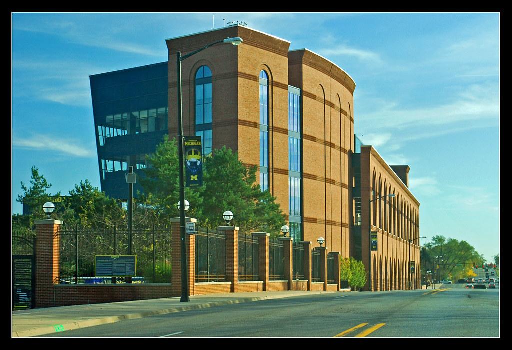 The Big House - University Of Michigan