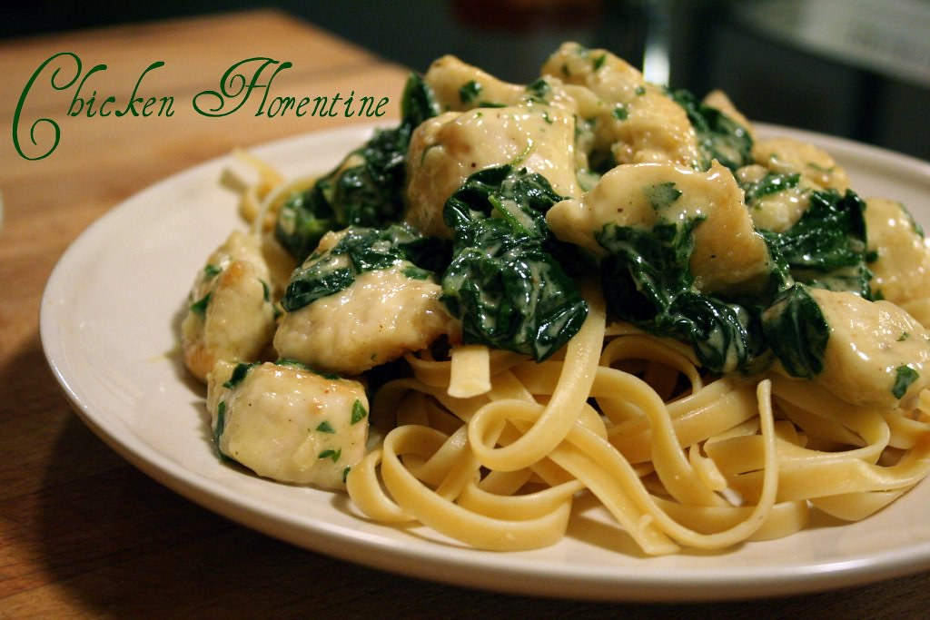 Chicken Florentine | www.kitchenilliterate.com/2011/11/08/an ...