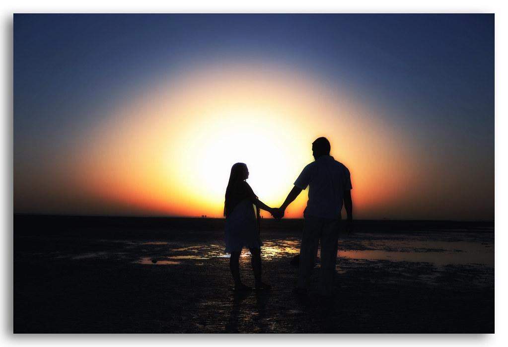 Romanceishope: Love Is Like The Sunrise; Hope Appeared At The Same Time O
