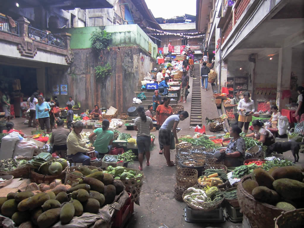 Vegetable Market | Vegetable Market, Ubud, Bali | David ...