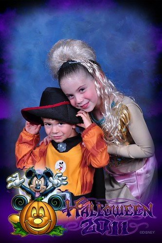 Nonie and Leo in Costume for Halloween | by nathaniel s