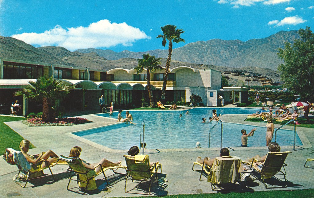 Gene Autry Hotel - Palm Springs, California