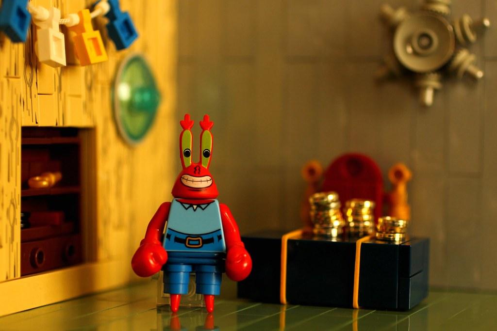 Eugene Krabs Spongebob Eugene Krabs | by
