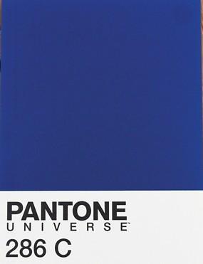 Pantone 286c Royal Blue