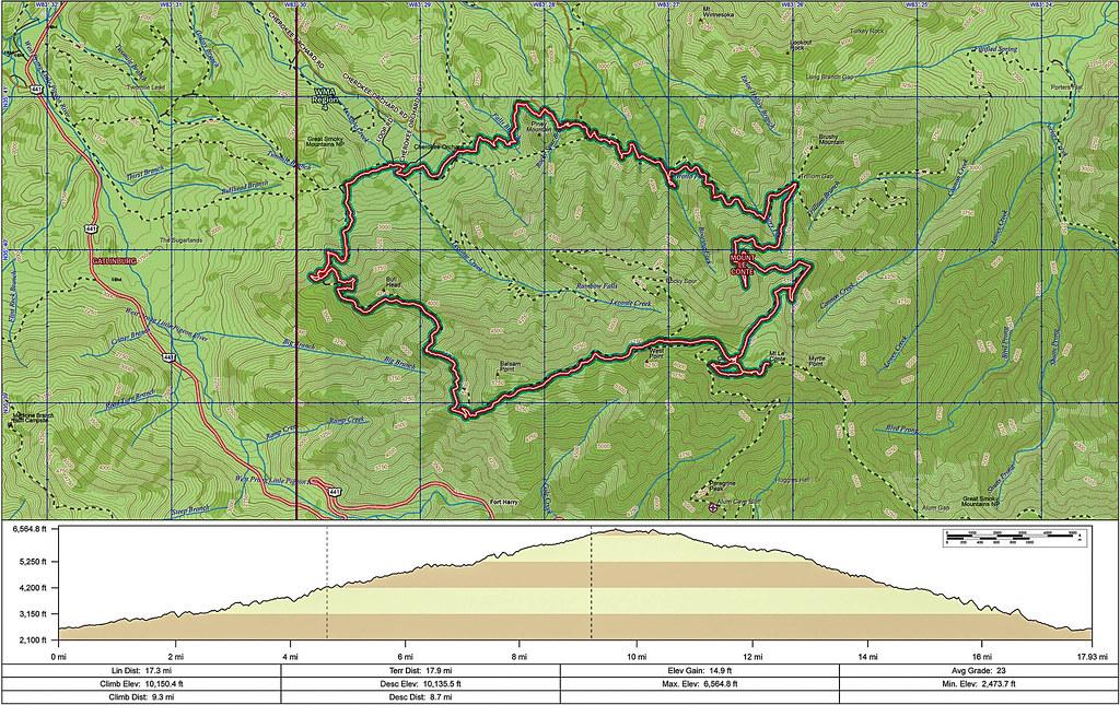 Great Smoky Mountains National Park - Trillium Gap : LeCon…   Flickr