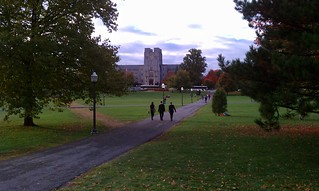 Burruss Hall from across the Drillfield | by lordsutch