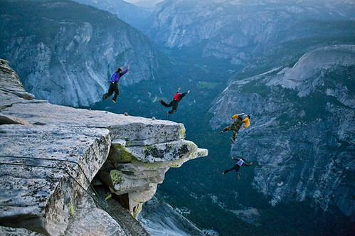 Yosemite Climbing  by Lynsey Dyer | by NatGeo*