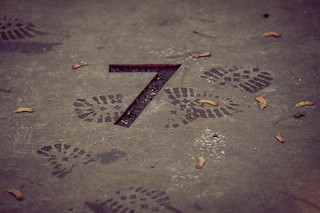 Number 7 | by Pierre Pocs