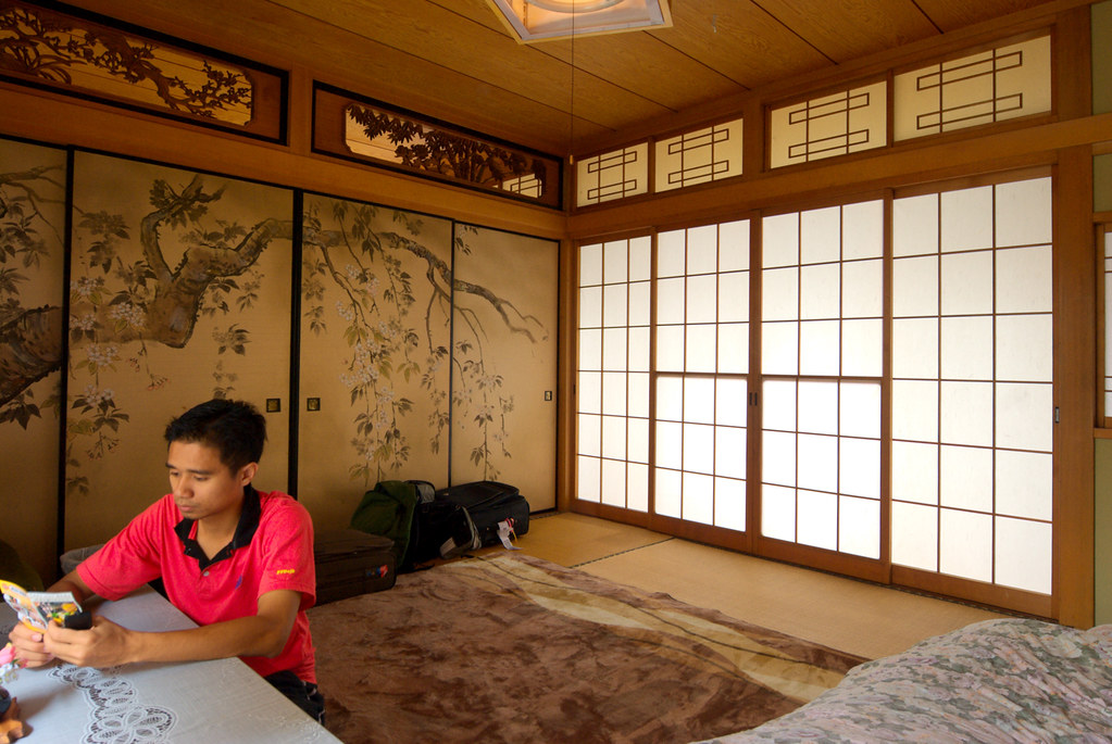 ... Japanese room: Washitsu | by Kamal Zharif
