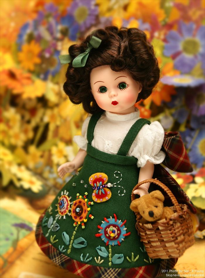 Madame Alexander Doll Factory Tour