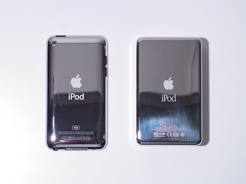 Apple iPod & iPod touch | by m-s-y