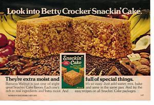 Betty Crocker Pan Cake Recipe