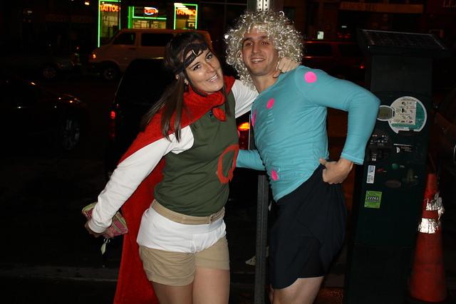 Quailman Costume Female quailman Quailman And Patty Mayonnaise Costume