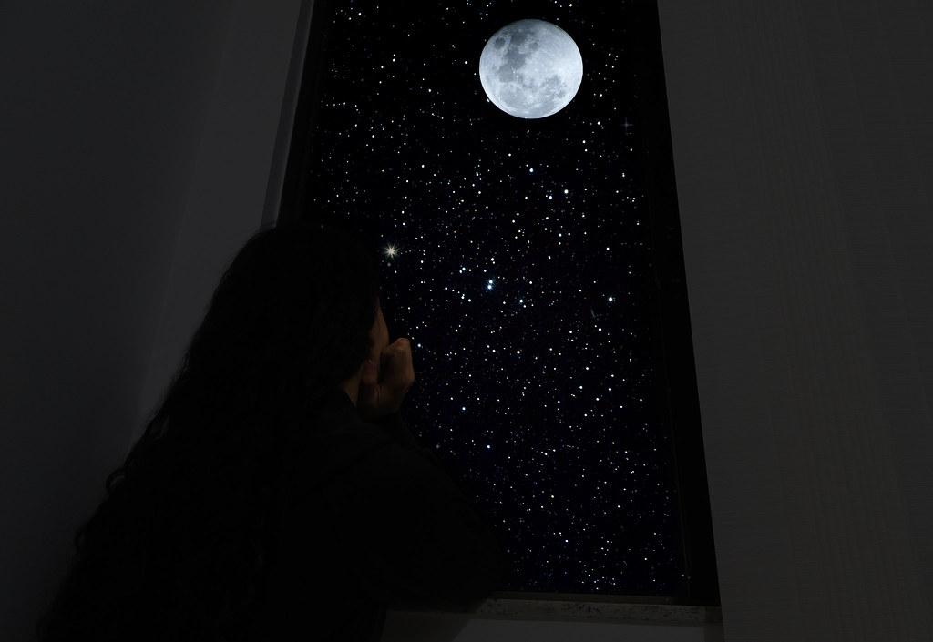 Light Up Moon In My Room