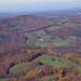 View from Buffalo Mountain nr. Floyd, VA