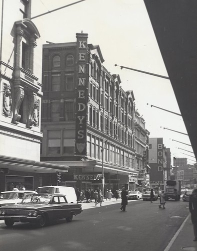 Kennedy's Department Store | by Boston Landmarks/Archaeology