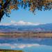Reflections of Longs Peak