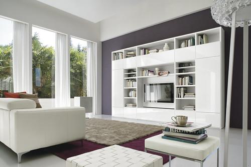 Soggiorno bianco lucido soggiorno moderno for Arredissima ingrosso arredamenti