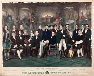 Illustrious Sons of Ireland | by National Library of Ireland