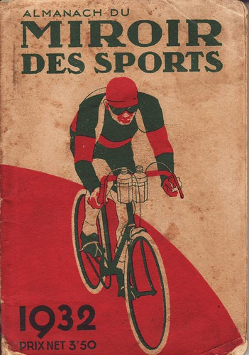 Almanach miroir des sports 1932 frederic humbert flickr for Miroir des sports