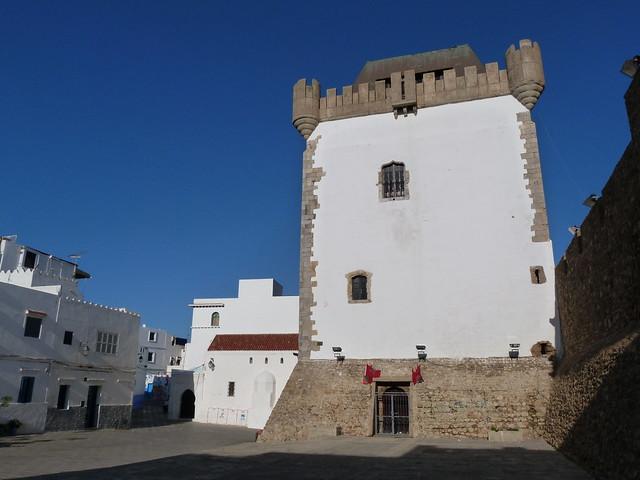 Torre el-Karma de Asilah (Marruecos)
