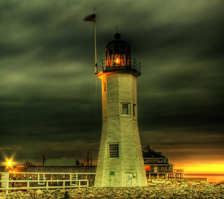 Scituate Light | by DeadDogsEye