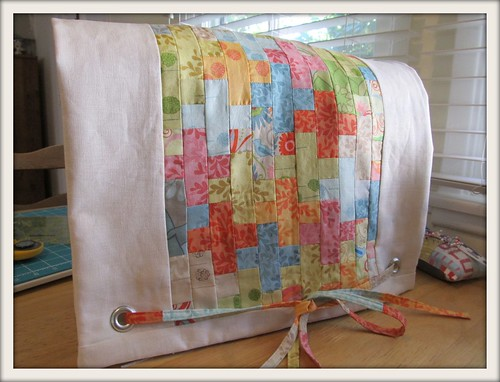 Sewing Machine Cover | by bluebirdluxe