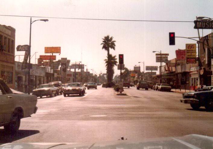 Los angeles 1978 colin pickett flickr for La city jobs