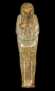 Ancient Egypt: The Merrin Gallery's Sarcophagus (Lid) | by Samuel Merrin