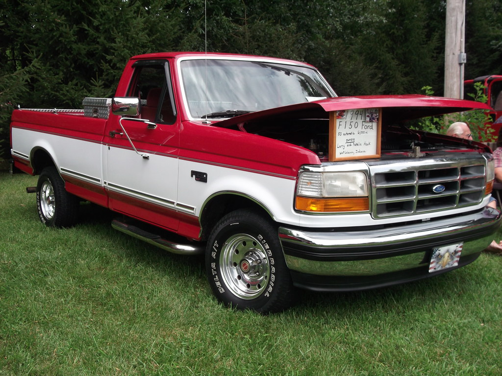 1994 ford f150 xlt turbo diesel by cjp02