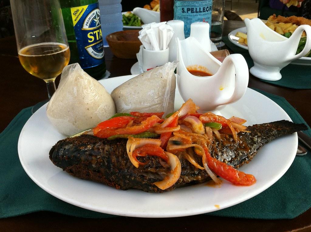 Accra Restaurant Ghanaian Cuisine New York Ny