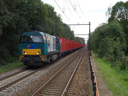 HSL 2003 met trein 51551 (21-7-2011) | Na diverse berichten … | Flickr