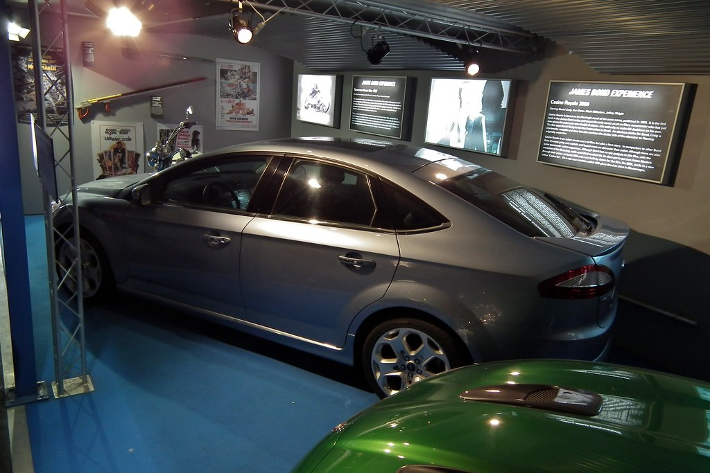 Ford mondeo casino royale