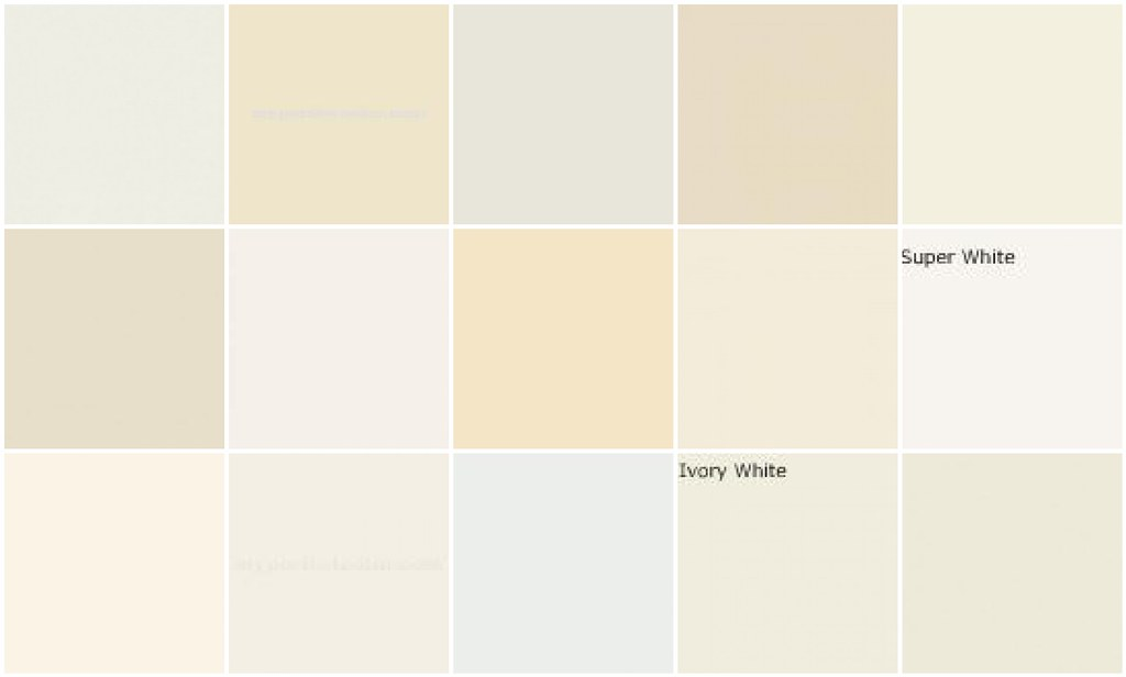 White and off white paint colors designer favorites for t for Beige white paint color
