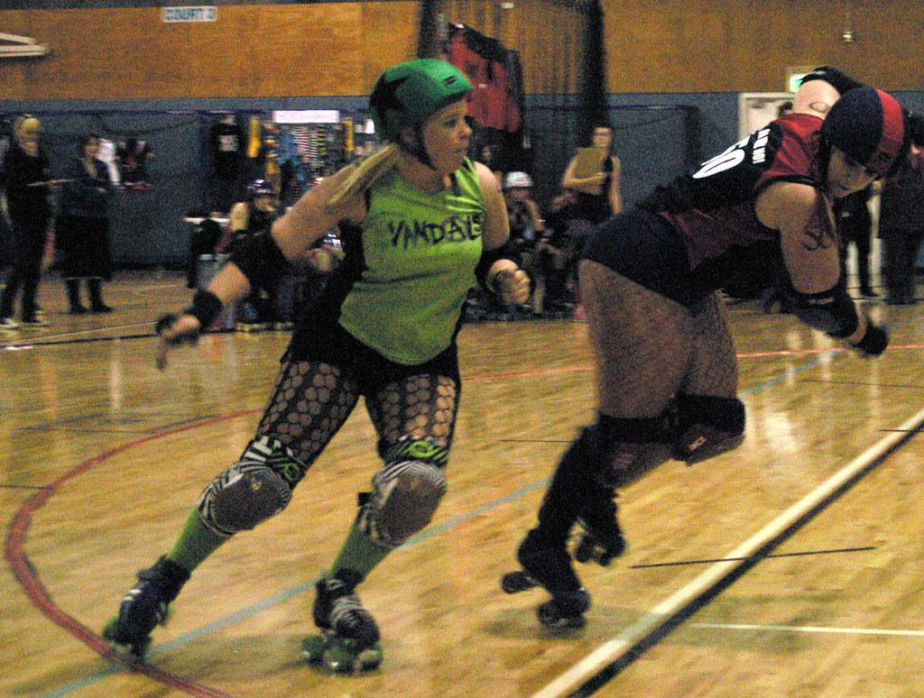 Roller skates queensland -  Belle Debrawl Vandals And Oh Hell No Defiants Sun State Roller
