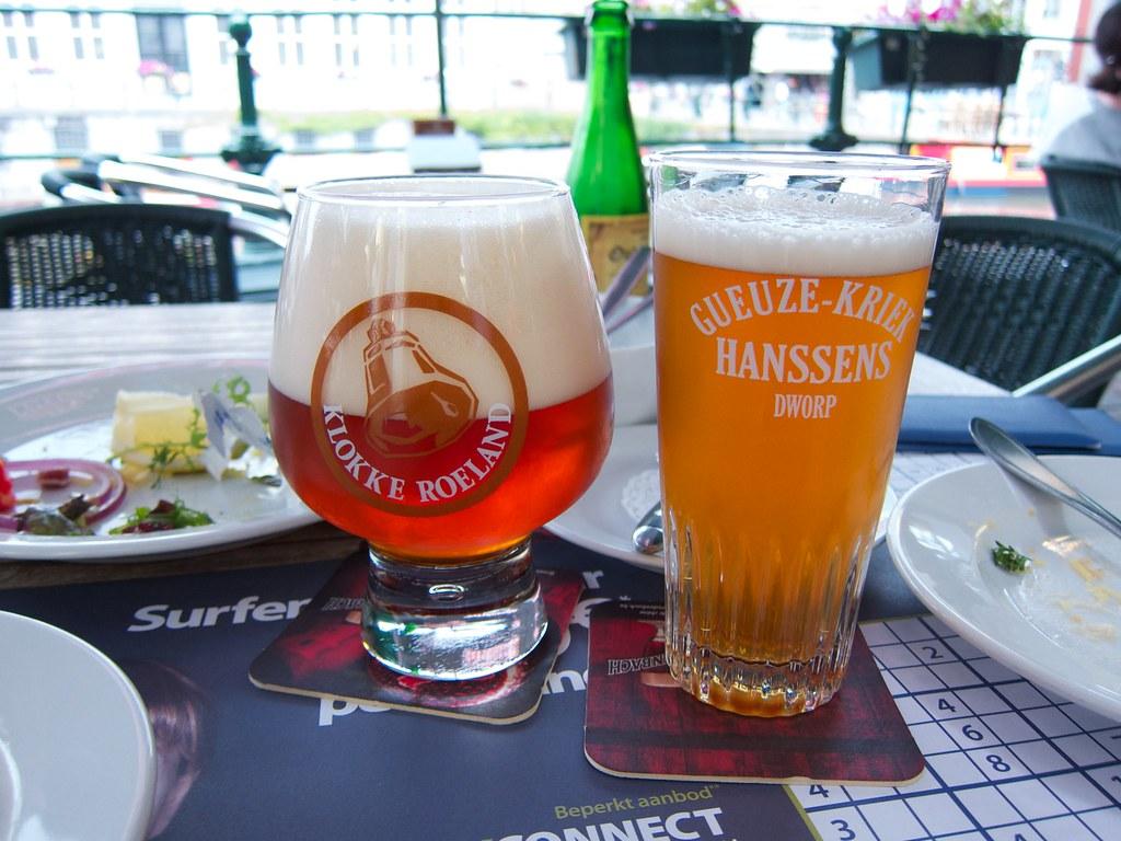food in Brussels