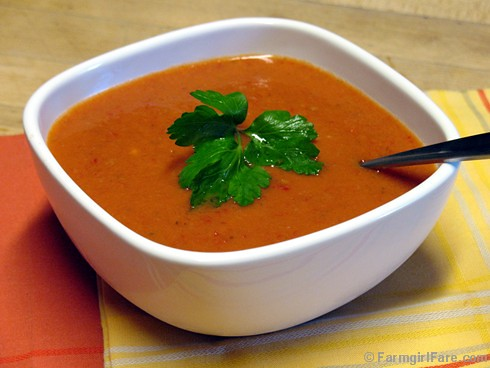 A refreshing and easy no cook summer recipe: gazapcho! (ch ...