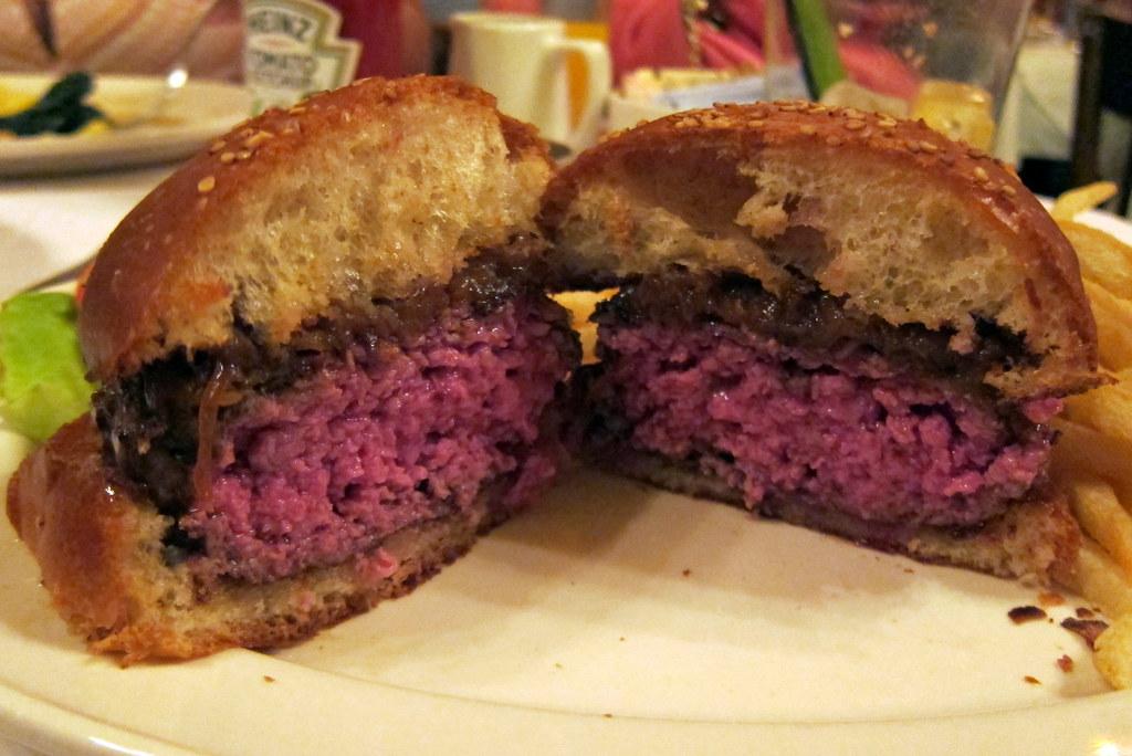 Excellent - Review of Black Label Burger, Westbury, NY ...