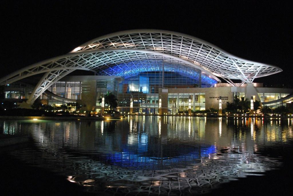 Centro de convenciones de puerto rico sin tr pode lo for B b new york centro