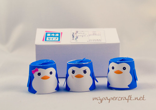 mawaru penguindrum | by mypapercraft