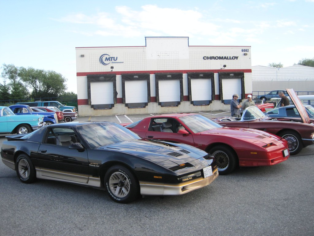 New Trans Am >> 1986 Trans Am and 1988 Trans Am GTA | Sean O'Hara | Flickr