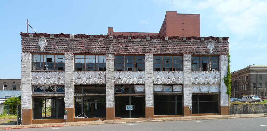 Shreveport La Old Ford Dealership Found In The