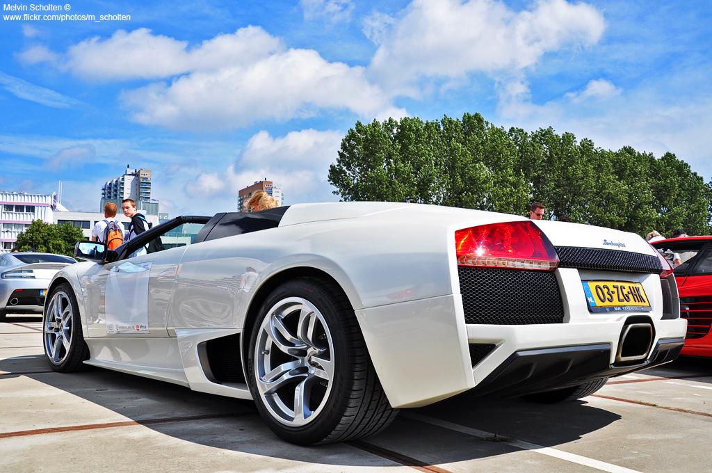 Lamborghini Murci 233 Lago Lp640 Roadster Maarten Memorial