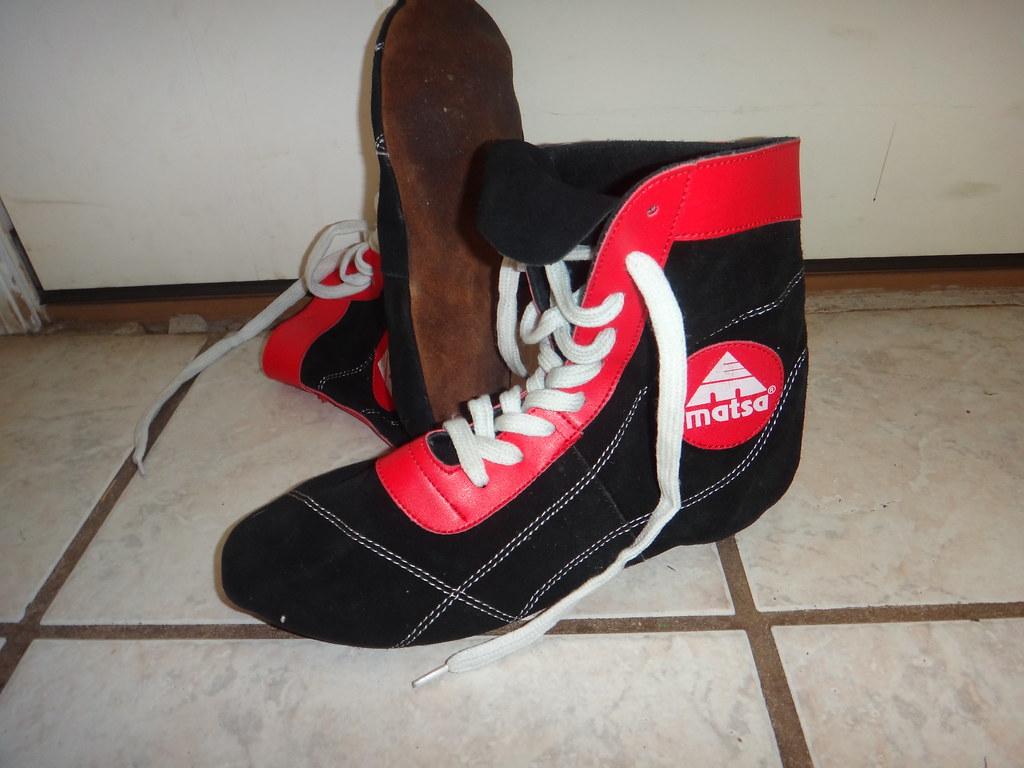 Old Russian Wrestling Shoes | Matsa SIze: 10 New | Z Wrestler | Flickr